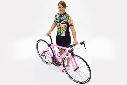 cicli-piton-atleta-valentina-greggio