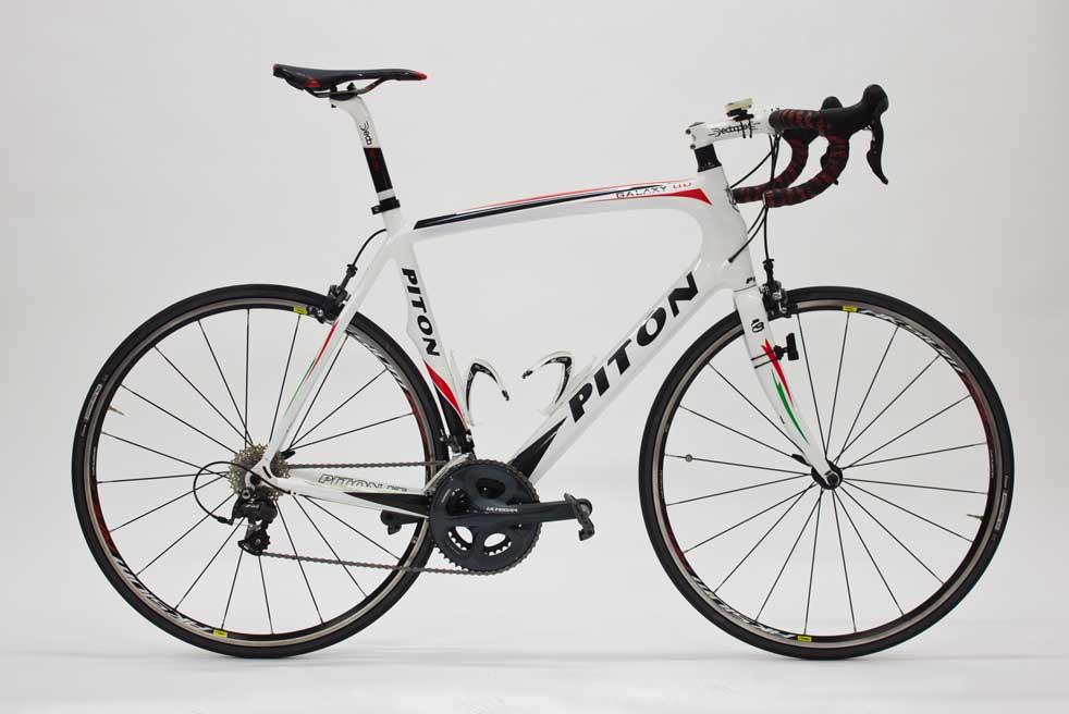 occasione-bici-galaxy-piton-carbonio-usata