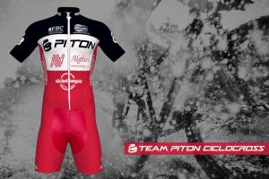 nuovo Team piton ciclocross
