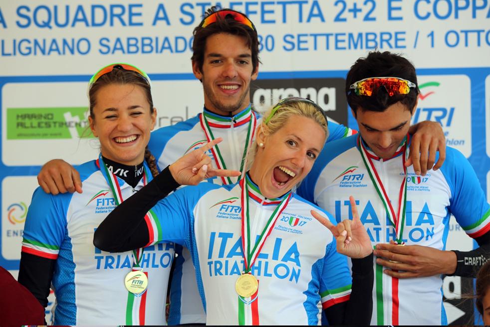 Team 707 campione italiano